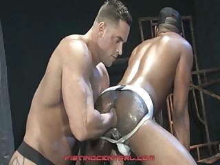Colin Black and Erik Rhodes amateur (gay) fisting (gay) gays (gay)