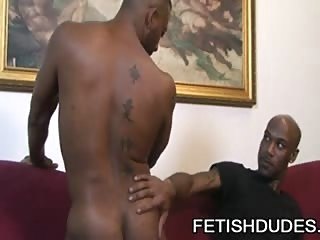 Kamrun And Cuba Santos - Black On Black Fetish Ass Play amateur (gay) black gays (gay) gays (gay)