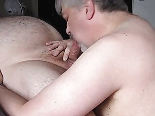 He cum again amateur bear big cock