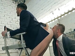 MAP - Ambitiousest bareback big cock blowjob