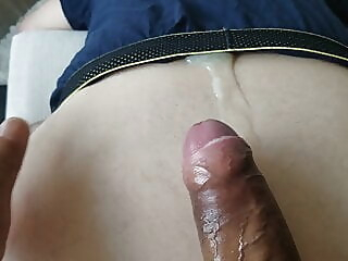Open hole amateur bareback latino