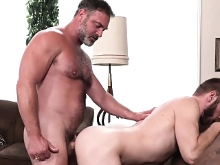 MormonBoyz - Muscle daddy priest breeds younger bishops hole asslick (gay) bareback (gay) bears (gay)